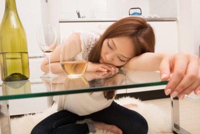 ワインの多飲も禁物です。