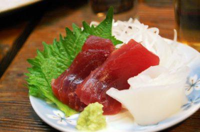 イカや赤身の刺身は心筋梗塞の再発予防には最適。