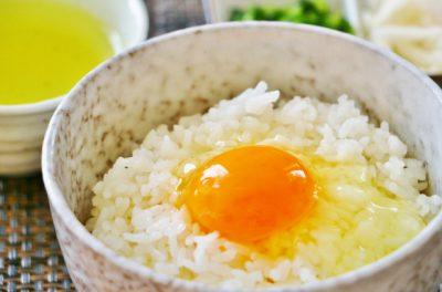 卵かけごはんは朝食に良いです