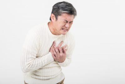 心筋梗塞体験記